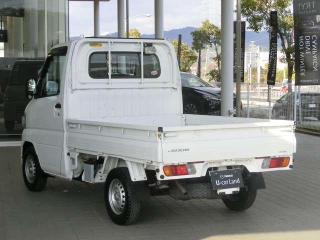 660 楽床ダンプ 4WD エアコン・パワステ(2枚目)