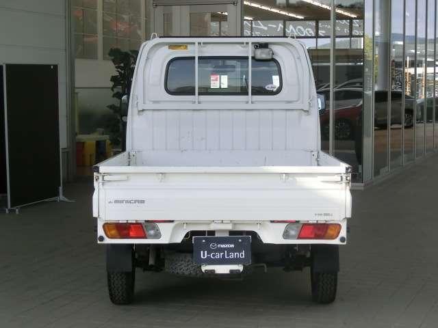 660 楽床ダンプ 4WD エアコン・パワステ(17枚目)