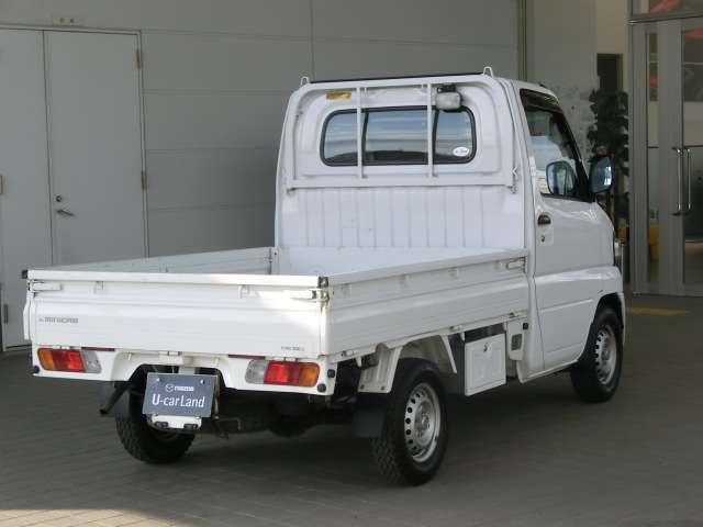 660 楽床ダンプ 4WD エアコン・パワステ(18枚目)