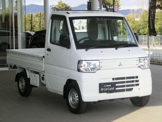 660 楽床ダンプ 4WD エアコン・パワステ(20枚目)