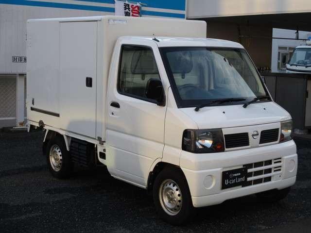 冷蔵・冷凍車 冷蔵冷凍車 オートマ(3枚目)