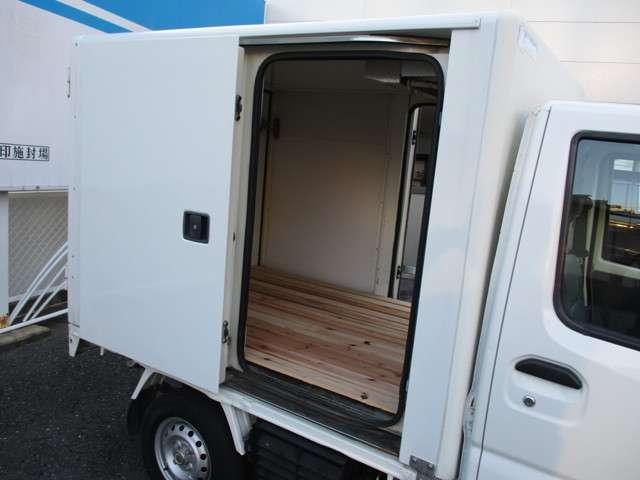 冷蔵・冷凍車 冷蔵冷凍車 オートマ(7枚目)