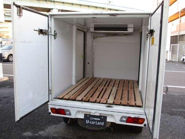 冷蔵・冷凍車 冷蔵冷凍車 オートマ(8枚目)