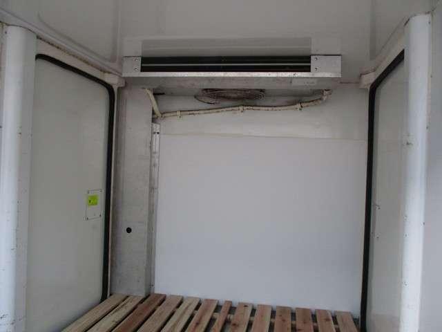 冷蔵・冷凍車 冷蔵冷凍車 オートマ(9枚目)