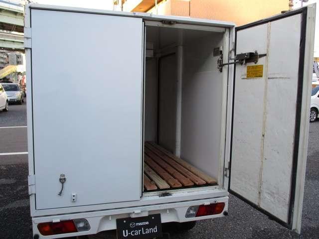 冷蔵・冷凍車 冷蔵冷凍車 オートマ(11枚目)