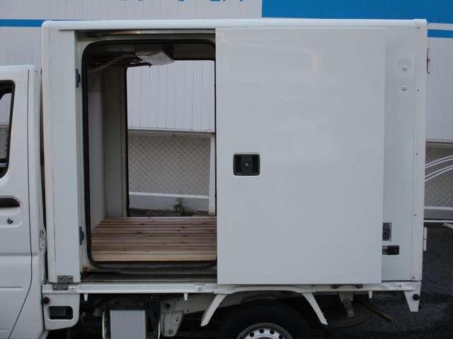 冷蔵・冷凍車 冷蔵冷凍車 オートマ(12枚目)