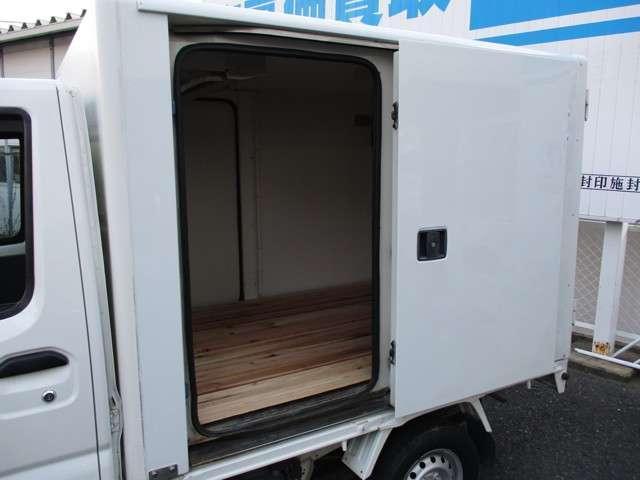 冷蔵・冷凍車 冷蔵冷凍車 オートマ(13枚目)