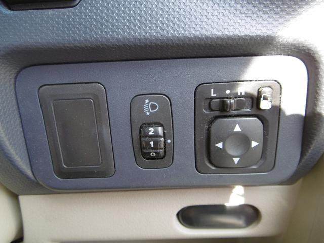 三菱 eKワゴン ジョイフィールド メッキミラー メモリーナビ