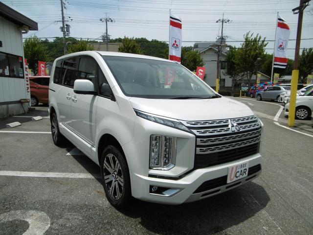 「三菱」「デリカD:5」「ミニバン・ワンボックス」「兵庫県」の中古車3