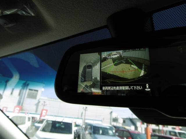 アラウンドビューモニターで周囲の安全確認もバッチリ!駐車もらくらくです!