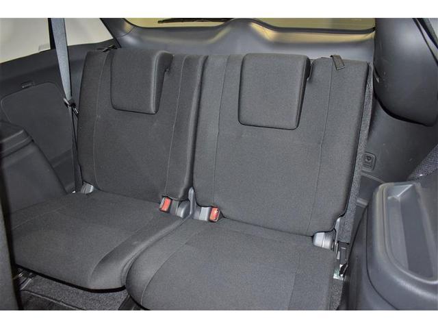 24G ナビ 4WD フルセグ メモリーナビ DVD再生 ミュージックプレイヤー接続可 バックカメラ 衝突被害軽減システム ETC LEDヘッドランプ 乗車定員7人 3列シート アイドリングストップ(12枚目)