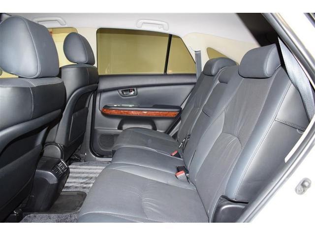 240G Lパッケージ 革シート 4WD フルセグ HDDナビ DVD再生 バックカメラ ETC HIDヘッドライト(10枚目)
