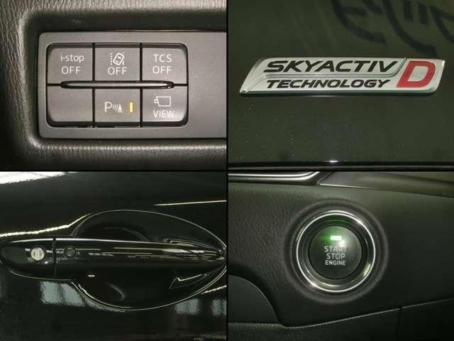 2.2 XD プロアクティブ ディーゼルターボ 4WD サポ(18枚目)