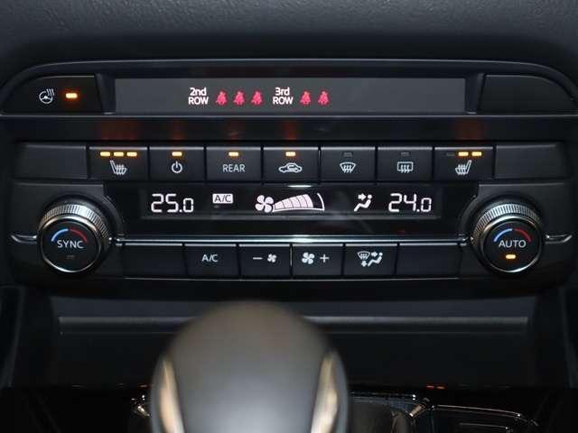 2.2 XD プロアクティブ ディーゼルターボ マツダ認定中古車 サポカー 衝突被害軽減ブレーキ マツダコネクトメモリーナビ 360度カメラ ETC LEDヘッドライト 3列シート7人乗り(8枚目)