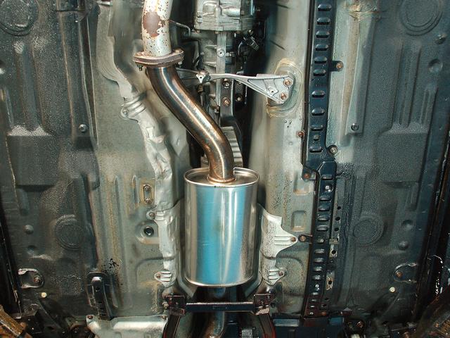 マツダ RX-7 タイプRS TOー4Sタービン パワーFC 車高調 マフラー