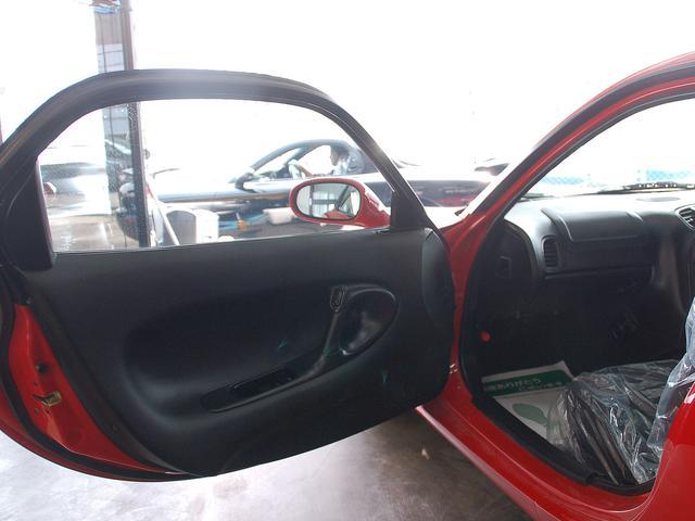 マツダ RX-7 タイプRSマツダスピードホイール 5型 17インチブレーキ