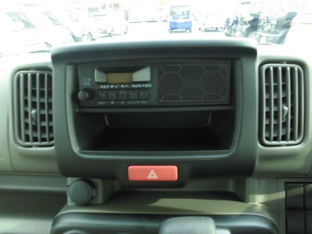 スズキ エブリイ PA 両側スライドドア ラジオ付