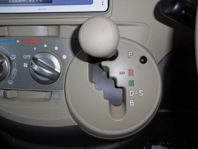 トヨタ シエンタ X Lパッケージ 純正ナビ ワンセグ Bカメラ 左側PSドア