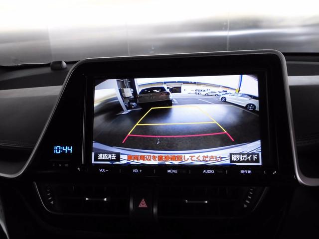 トヨタ C-HR G 衝突軽減ブレーキ 純正ナビ フルセグ LEDヘッドライト