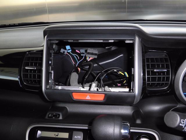 ホンダ N BOXカスタム G SSブラックスタイルパッケージ 両側PSドア ETC