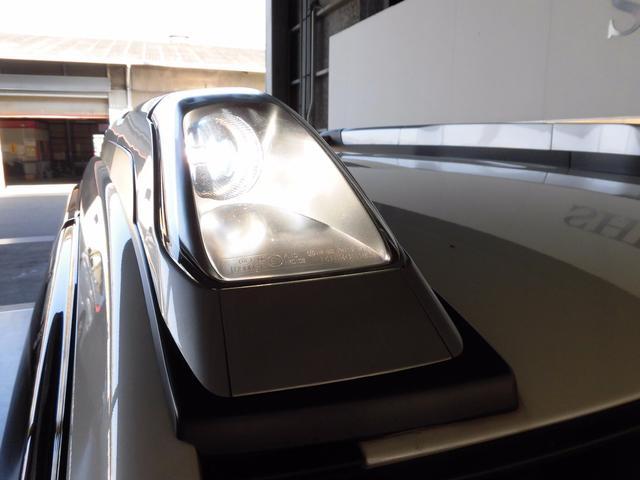 日産 エクストレイル 20Xt 4WD 社外ナビ フルセグ ハイパールーフレール付