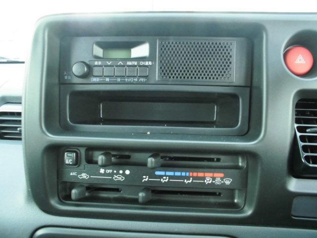 ダイハツ ハイゼットカーゴ DX 両側スライドドア ラジオ付き 5MT