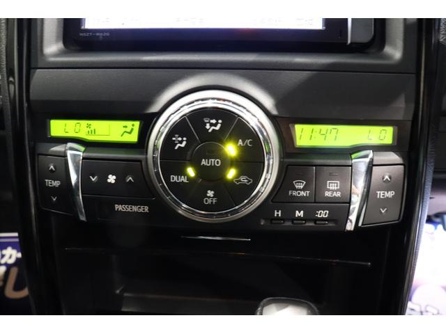 トヨタ マークX 250G Sパッケージ G's 純正SDナビ フルセグ