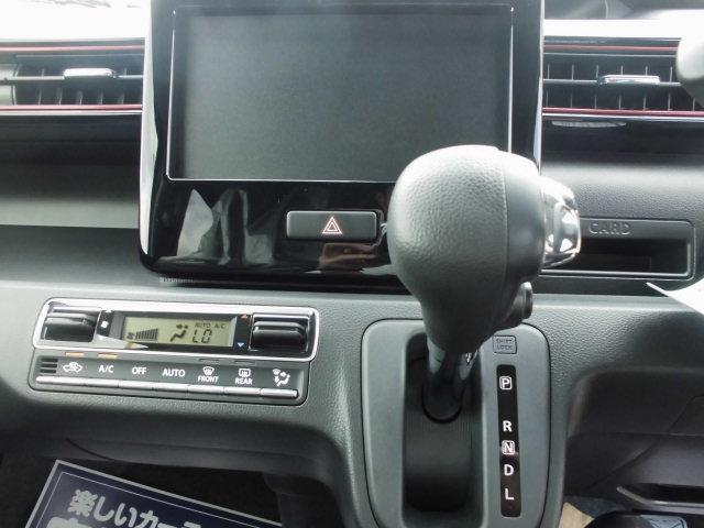 スズキ ワゴンRスティングレー ハイブリッドX 衝突軽減ブレーキ インテリキー
