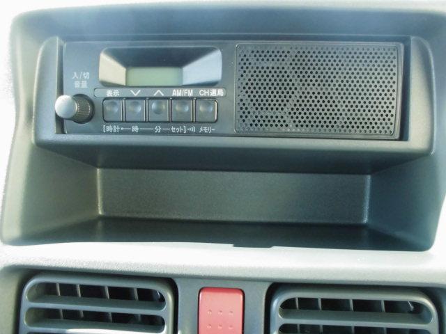 ラジオ付き!