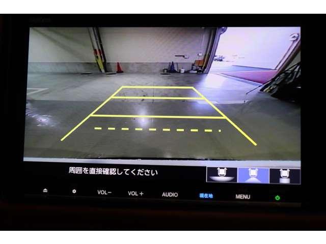 ツーリング・ホンダセンシング 純正メモリーナビ フルセグTV(4枚目)