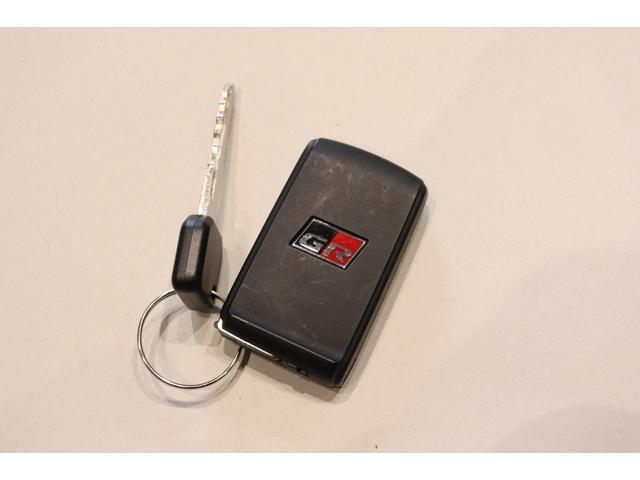 GR スポーツ シートヒーター LEDヘッドランプ 盗難防止システム AW スマートキー(6枚目)