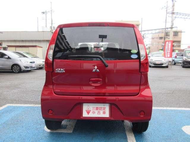 三菱 eKワゴン 660 E