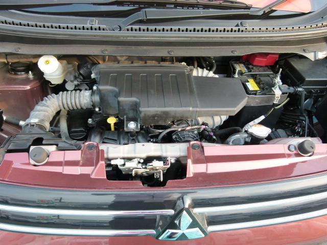 三菱 eKワゴン G アイドリングストップ