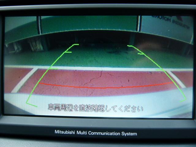 三菱 ギャランフォルティススポーツバック ツーリング 純正HDDナビ