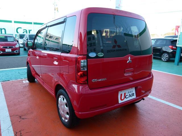 三菱 eKワゴン M 3速コラムA/T
