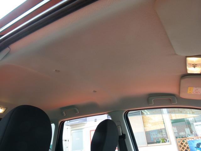 天井も内張もご覧ください。