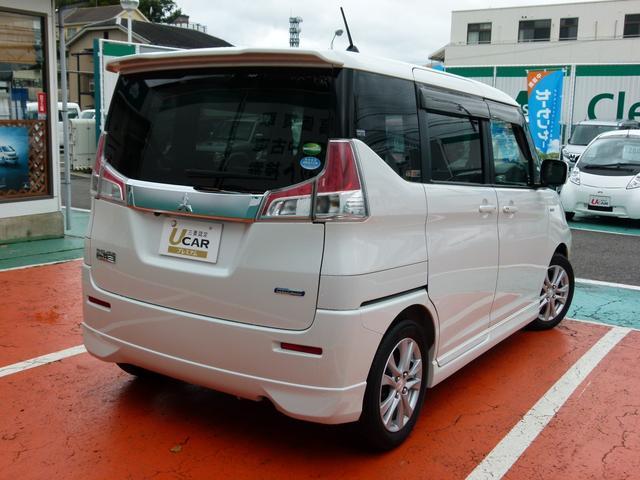 「三菱」「デリカD:2」「ミニバン・ワンボックス」「滋賀県」の中古車20