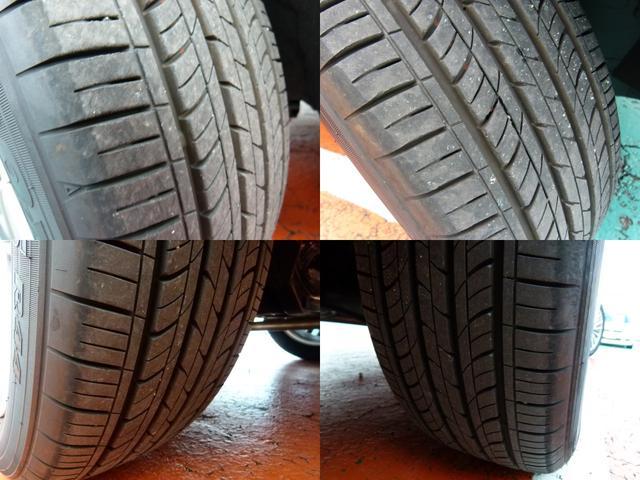 タイヤもまだまだご使用いただけます。