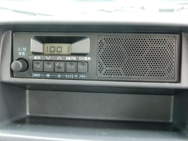 みのり 4WD 5速マニュアル 前後誤発進抑制 ラジオ 作業灯 ゲートチェーン 三方開(29枚目)