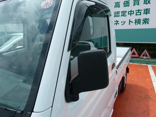 みのり 4WD 5速マニュアル 前後誤発進抑制 ラジオ 作業灯 ゲートチェーン 三方開(65枚目)