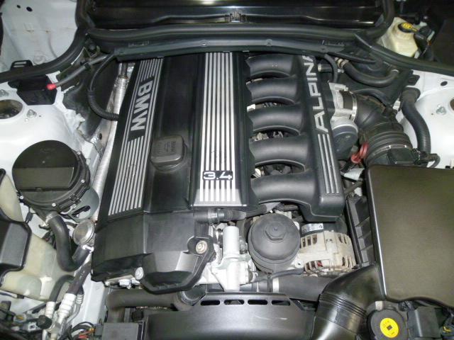 BMWアルピナ アルピナ B3 3.3リムジン