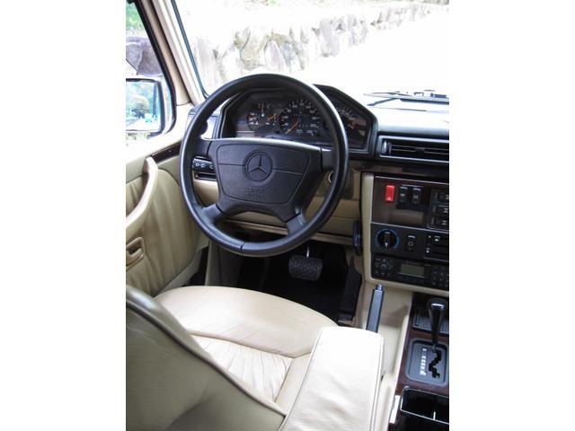 メルセデス・ベンツ M・ベンツ G320