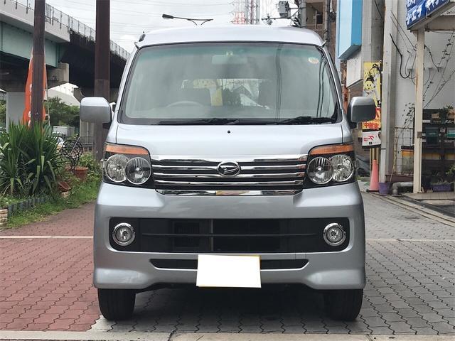 「ダイハツ」「アトレーワゴン」「コンパクトカー」「大阪府」の中古車2
