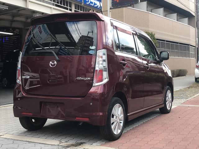 「マツダ」「AZ-ワゴン」「コンパクトカー」「大阪府」の中古車8