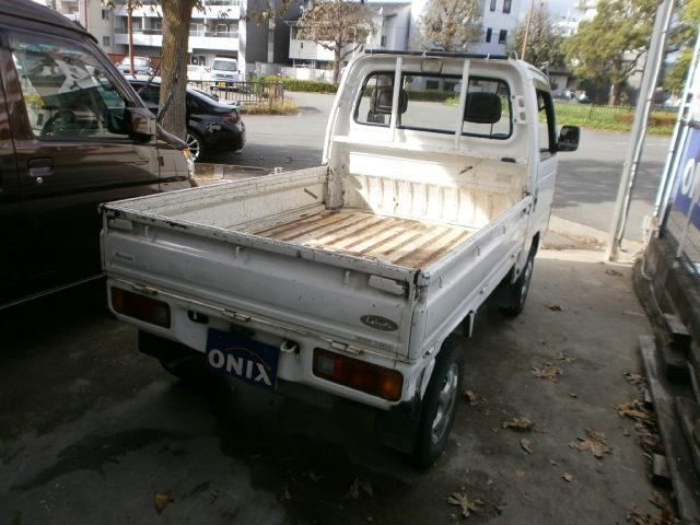「ホンダ」「アクティトラック」「トラック」「京都府」の中古車4