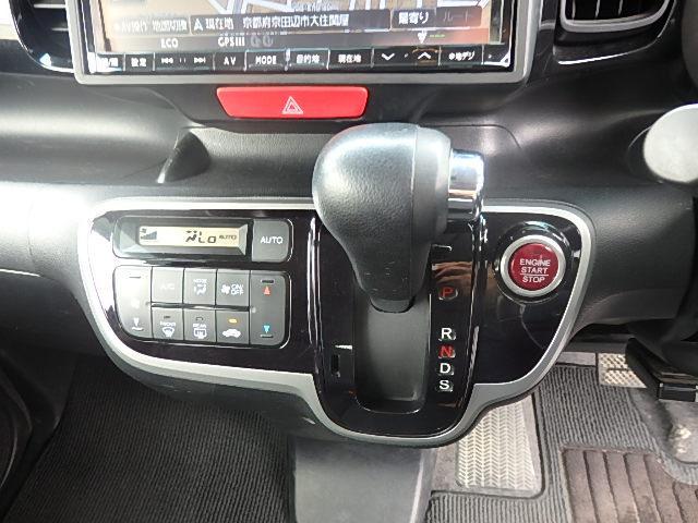 ホンダ N BOXカスタム G・ターボパッケージ 社外ナビTV 両側電動スライドドア