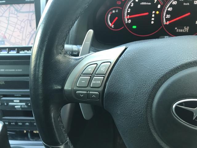 2.0i Bスポーツリミテッド 4WD 社外ナビ ETC(17枚目)