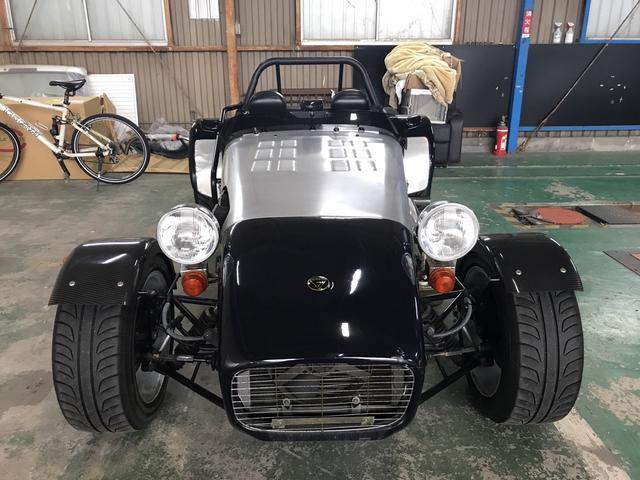 「その他」「バーキン7」「オープンカー」「京都府」の中古車2