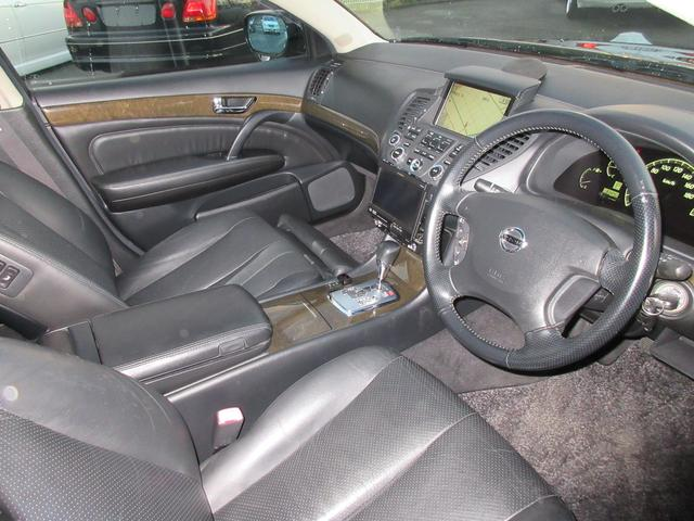 日産 シーマ 300Gグランドツーリング 車高調 クレンツェ19AW