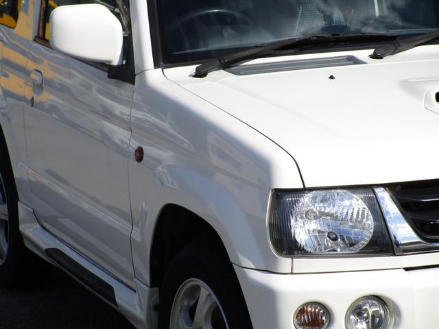三菱 パジェロミニ R 3ヶ月保証